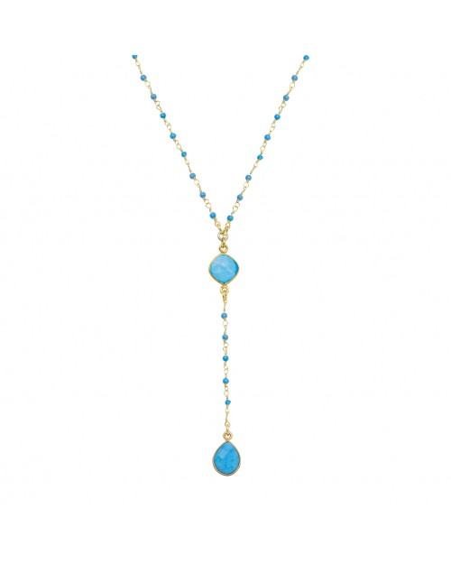Color Stones Rosary