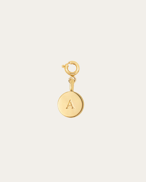 Initials charms